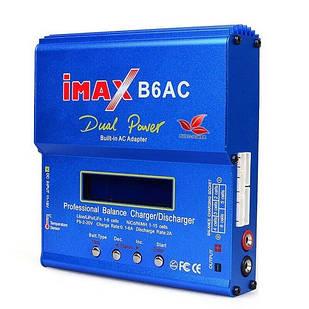 Умное зарядное устройство балансир iMAX B6AC 80Вт для АКБ