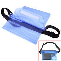 Водонепроницаемая сумка чехол для денег телефона документов, плавания