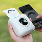 Термопринтер мобильный карманный Bluetooth для фото PAPERANG P1 200dpi, фото 2