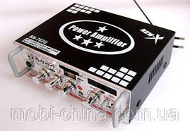 Усилитель  ресивер  UKC SN-702U MP3 SD USB AUX FM 12v   220v, фото 2