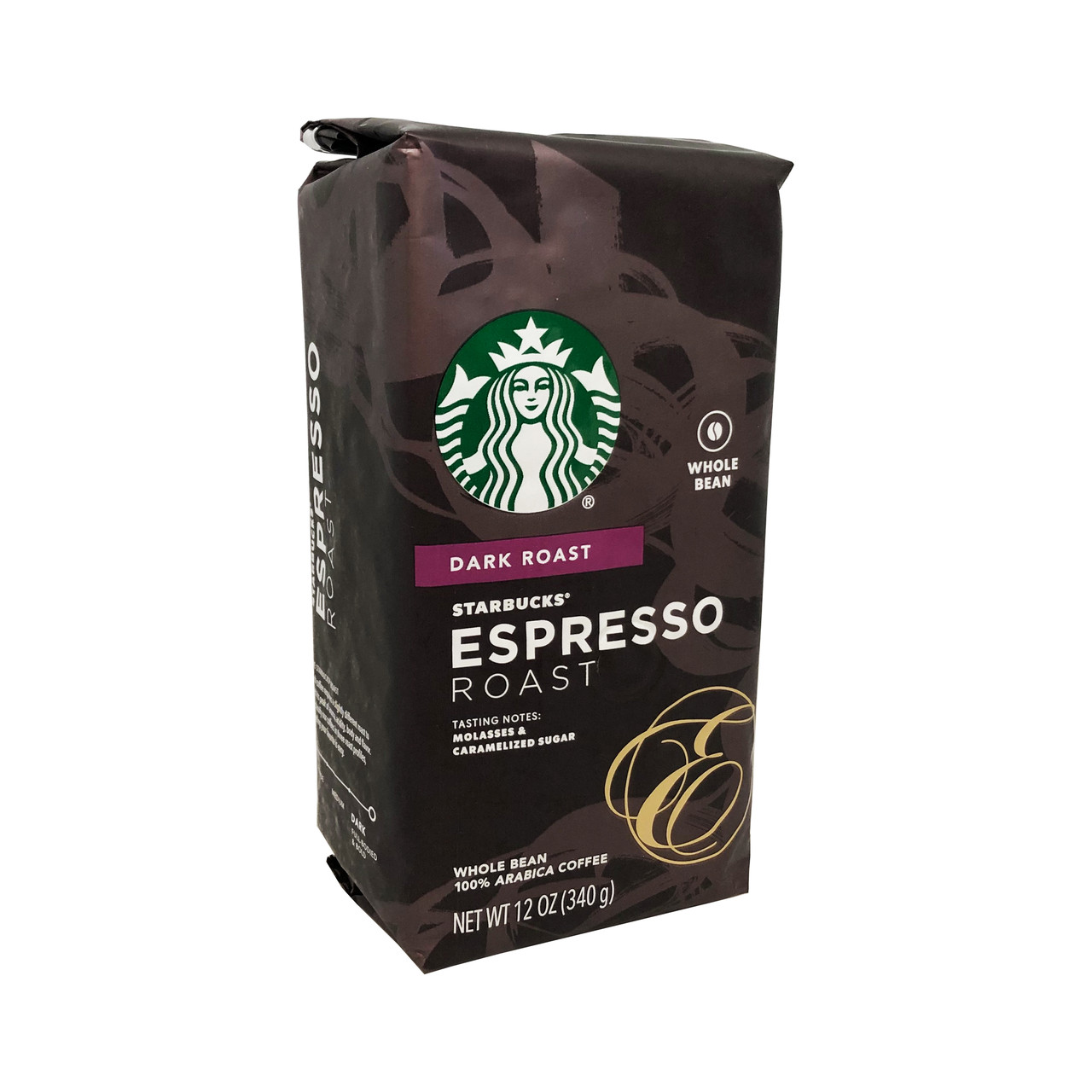 Кофе в зернах Starbucks Espresso Roast 340 грамм, США