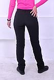 Брюки Azimuth женские черные 018, фото 2