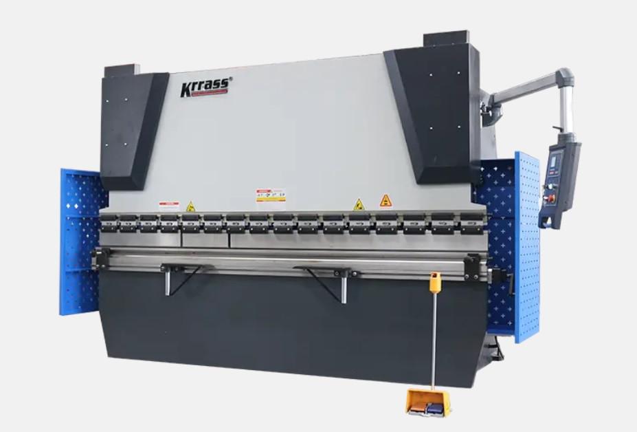 Листозгинальний прес KRRASS WC67K 100T/4000 (Торсіонний)