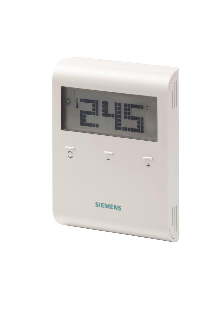 Кімнатний термостат з LCD-дисплеєм (на батарейках)