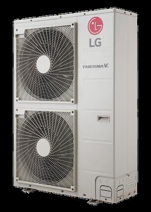 Зовнішній блок теплового насоса 12 кВт (3ф.), фото 2