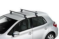 Багажник на авто с гладкой крышей Cruz steel