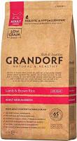 Grandorf Корм Грандорф для собак средних пород с ягненком и рисом 12 кг