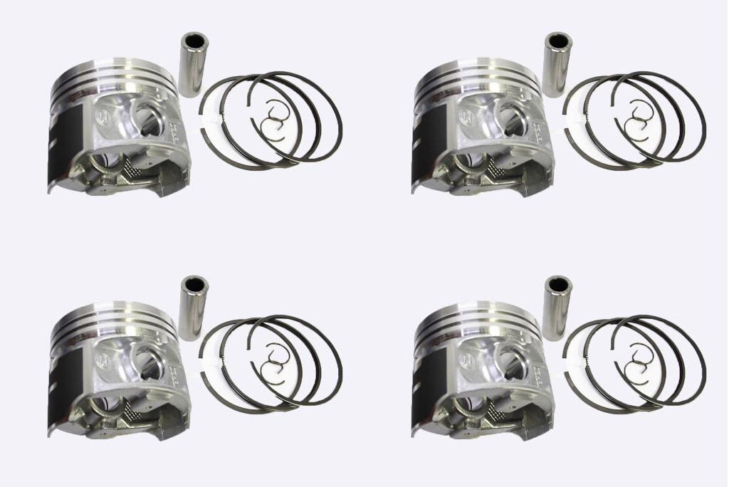 Поршень цилиндра ЗМЗ 406 диаметр 92,5 группа Г 406.1004018-АР