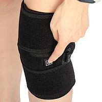 Бандаж на коленный сустав с турмалином