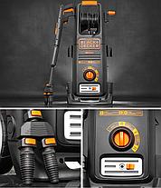 Мойка высокого давления Black&Decker BXPW2500DTS, фото 2