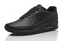 Мужские кроссовки Nike Air Max 90 First Leather Black