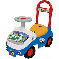 Детская каталка толокар JOY 043752 Базз Лайтер машинка каталка