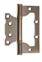 KEDR петля накладная FLUSH 100*63*2.0 мм бронза