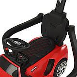 Электромобиль Bambi M 3591L-3 Красный, фото 5