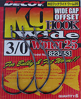 Крючок Decoy Worm25 Hook Wide #2 (8 шт/уп)