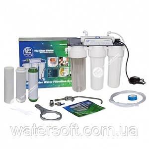 Проточный фильтр с УФ-лампой Aquafilter FP3-PLUS