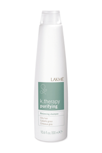 Шампунь для жирных волос LAKME K.Therapy Purifyng Balancing Shampoo 300 мл