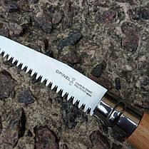 Пила складная с деревянной ручкой Opinel No.12 (000658), фото 2