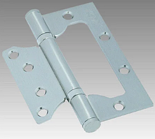 KEDR петля накладная FLUSH 100*63*2.0 мм никель