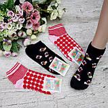 """Носочки женские, укороченные, """"Sinan"""", размер 36-40. Женские носки, носки для женщин, фото 4"""