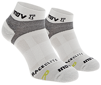 Race Elite Sock Low White носки для бега и фитнеса