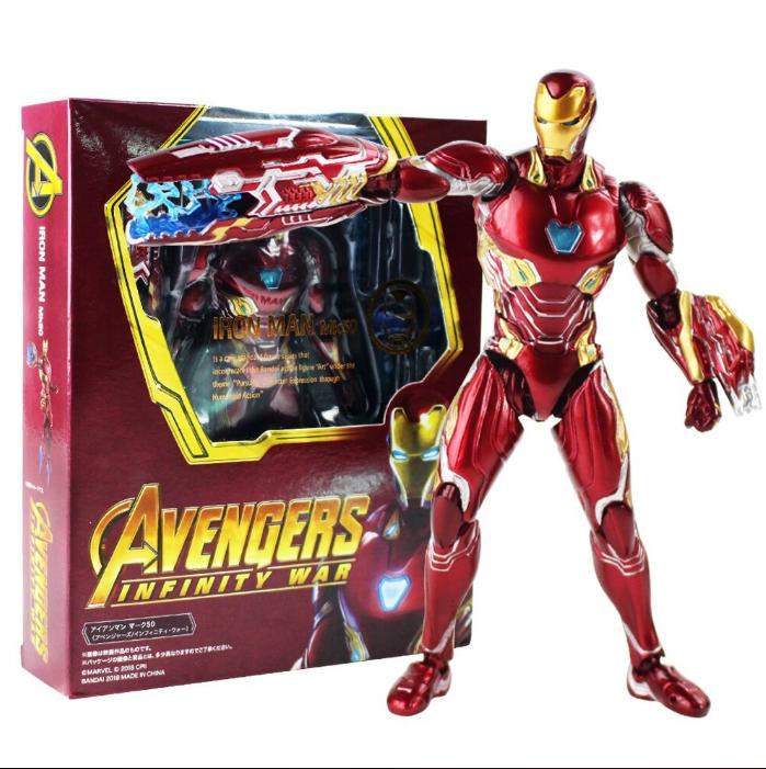 Фигурка Железный Человек Инфинити Марк 50  - Iron Man, Mk 50 Avengers Infinity war