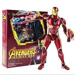 Фігурка Залізна Людина Інфініті Марк 50 - Iron Man, Mk 50 Avengers Infinity war