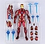 Фигурка Железный Человек Инфинити Марк 50  - Iron Man, Mk 50 Avengers Infinity war, фото 6