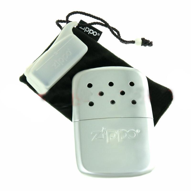 Каталітична грілка для рук срібляста ZIPPO HAND WARMER 40365