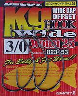 Крючок Decoy Worm25 Hook Wide #4/0 (5 шт/уп)