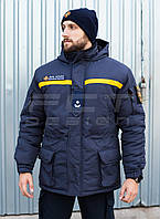 Куртка Зимняя нового образца для ДСНС таслан