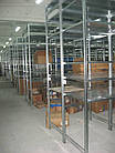 Стеллаж средней нагрузки, металлический стеллаж, фото 2