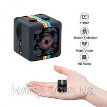 Мини экшн-камера SQ11 Pro Plus HD 1080, фото 2