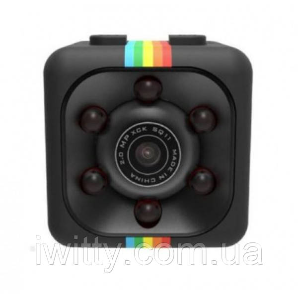 Мини экшн-камера SQ11 Pro Plus HD 1080