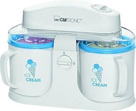 Аппарат для приготовления мороженого и йогурта CLATRONIC ICM 3650