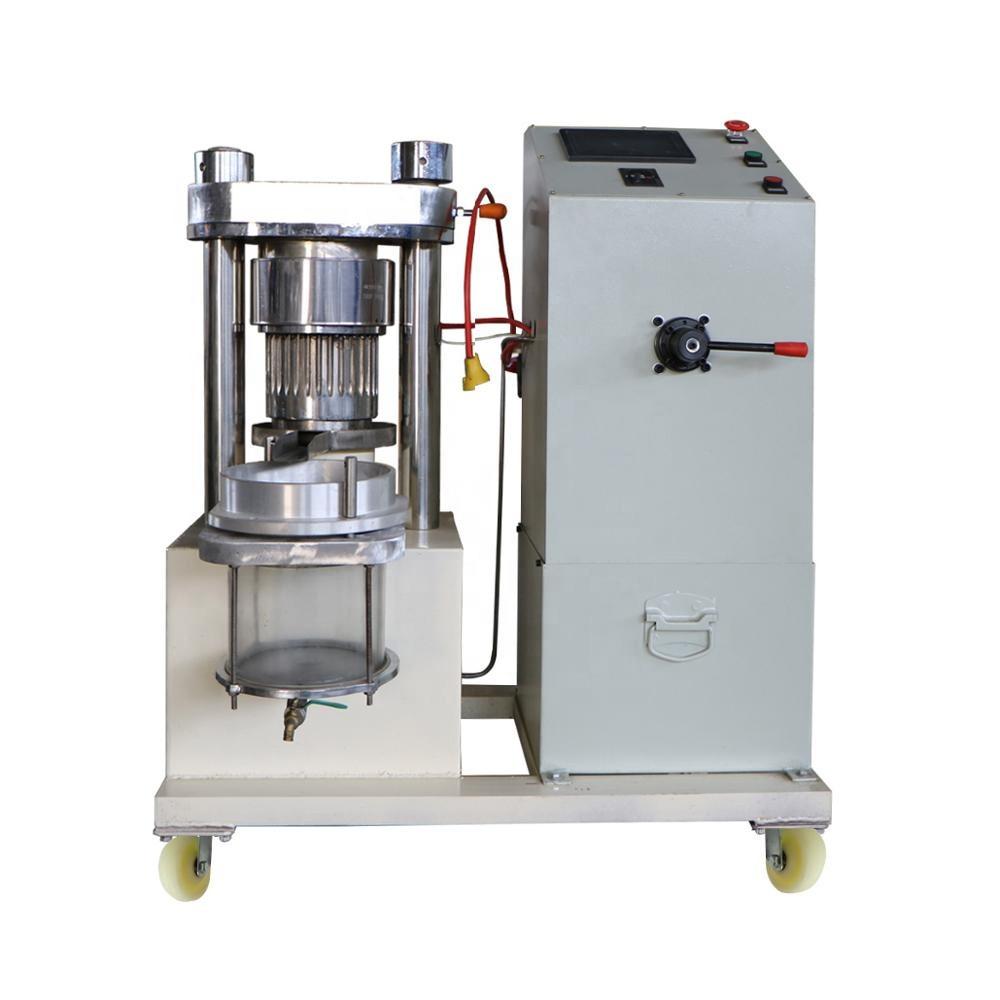 Гидравлическиймаслопресс Oil Extractor GP-80 Auto пресс для холодного отжима масла