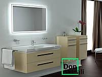 Зеркало с внутренней подсветкой Donskinali, LED подсветка в ванную