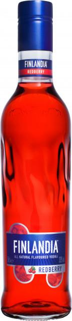 Водка Finlandia Redberry с клюквой 0.5 л