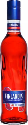 Водка Finlandia Redberry с клюквой 0.5 л, фото 2