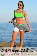 Что выбирать при покупке одежды для тренировок и фитнеса