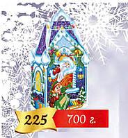 Коробка новогодняя для конфет и подарков на 700 г