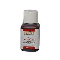 Краска для кожи Махонен Fenice Mahogane HCC 100 мл, фото 1