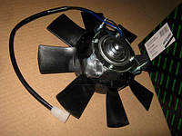 Электровентилятор охлаждения радиатора ВАЗ 2103-08-09, ГАЗ 3110 (DECARO). 70.3730000