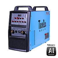Аргонный сварочный аппарат Tesla Weld TIG/MMA 315 WCH