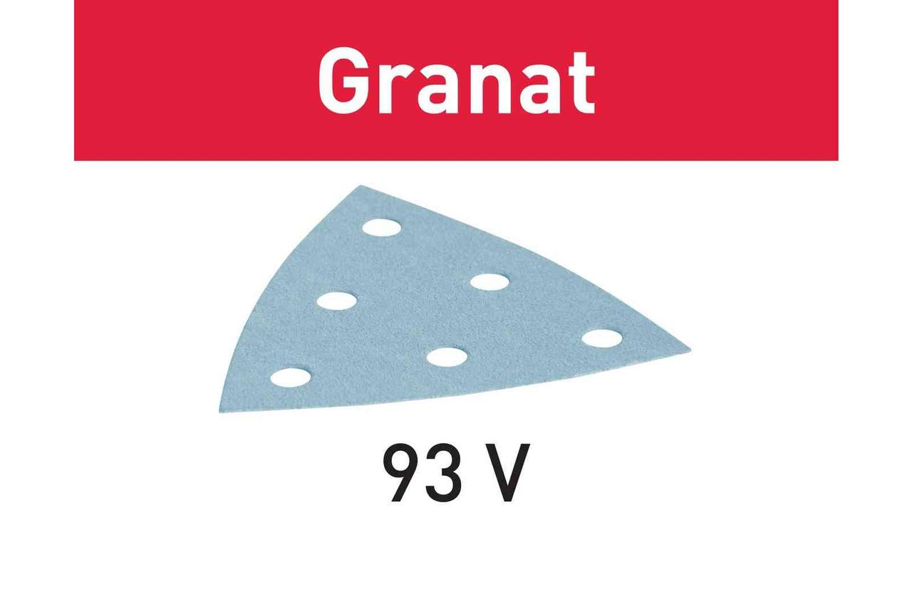 Шлифовальный лист Granat STF V93/6 P120 GR/100