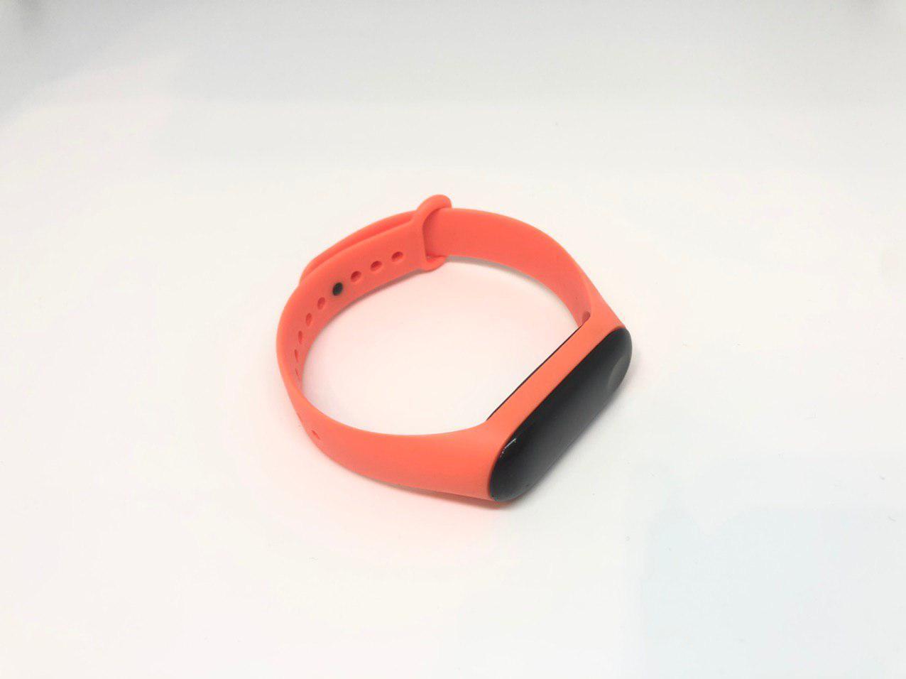 "Ремешок на Xiaomi Mi Band 5 - ""Оранж 13"""