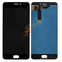 Дисплей и сенсор (дисплейный модуль) для Meizu M6 black + подарок