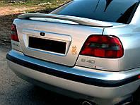 Спойлер  Volvo S40 / Вольво С40