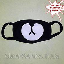 """Світлонакопичувальна маска """"Носик"""""""