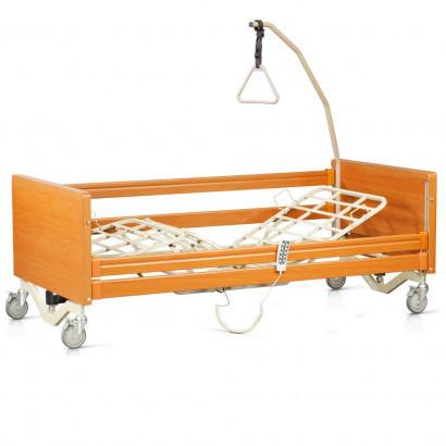 Кровать с электроприводом с металлическим ложем с гусаком Tami OSD-91